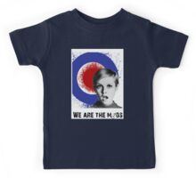 we are the mods Kids Tee