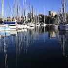 Sailing Yacht Symmetry by Noel Elliot