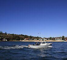 Camp Cove Sydney by Noel Elliot