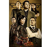 Torchwood - Everything Changes Photographic Print