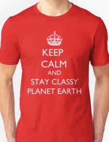KEEP CALM CHAMP! T-Shirt