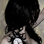 Tick tock- Body art clock girl by ChantelCarnage