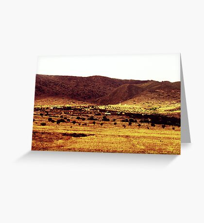 The Village Greeting Card