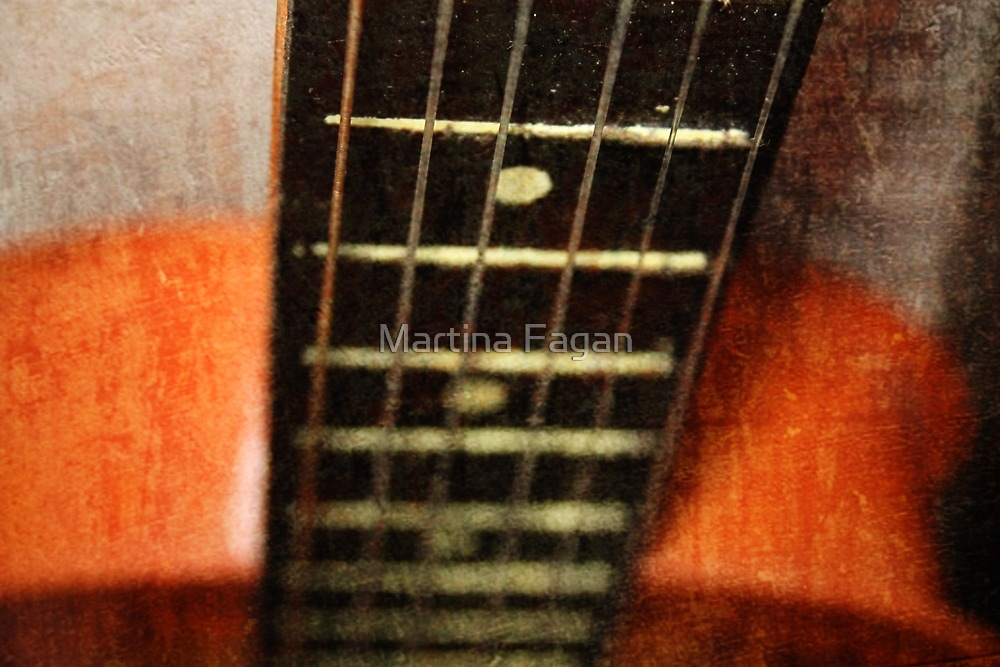This Old Guitar by Martina Fagan