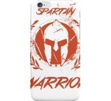 Spartan Warrior iPhone Case/Skin