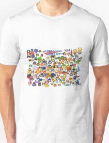 Mega Man Masters  T-Shirt