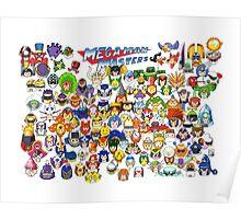 Mega Man Masters  Poster