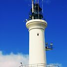 Point Lonsdale Lighthouse by Karen E Camilleri