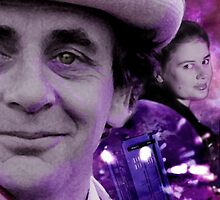 Doctor Who - Seven by Sam Richard Bentley