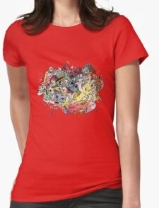 My loved Chaos Womens Fitted T-Shirt
