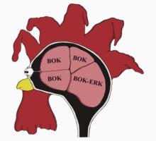 Chicken Brain by funnelwebguy