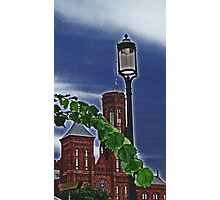 Smithsonian Museum Castle  Photographic Print