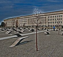 Pentagon Memorial - Arlington, Virginia by michael6076