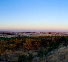 York Sunset by Daniel Carr