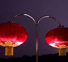 Lanterns Over Beihai Park © by © Hany G. Jadaa © Prince John Photography