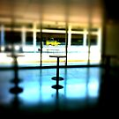 Lonely At Newark Airport by DmitriyM