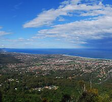 Wollongong, NSW Australia by Daniel Carr