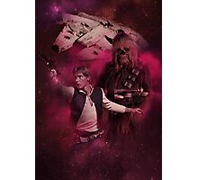 Star Wars - Laugh it Up, Fuzzball Photographic Print