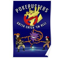 POKEBUSTERS Poster
