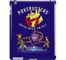 POKEBUSTERS iPad Case/Skin