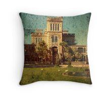 Larnach Castle Throw Pillow