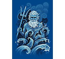 Poseidon Photographic Print