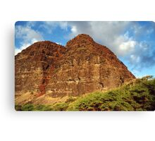 The Colors of Hawaii Canvas Print