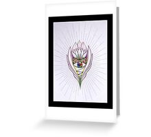 Lotus Heart Greeting Card