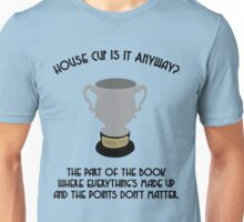 Who's Cup is it anyways? Unisex T-Shirt
