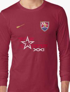 US Quidditch Jersey - 2014 World Cup Long Sleeve T-Shirt