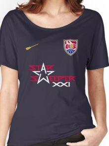 US Quidditch Jersey - 2014 World Cup Women's Relaxed Fit T-Shirt