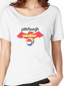 Pittsburgh Condors Vintage Women's Relaxed Fit T-Shirt