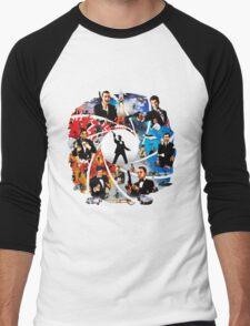 The Incredible World Of 007 Men's Baseball ¾ T-Shirt