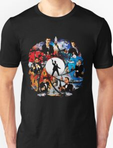 The Incredible World Of 007 Unisex T-Shirt