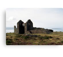 Memories of Llanfairfechan Canvas Print