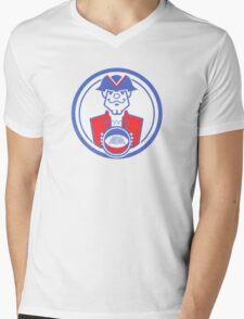 Virginia Squires Vintage Mens V-Neck T-Shirt