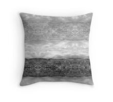 P1430632 _Luminance _Rasterbator _XnView _GIMP Throw Pillow