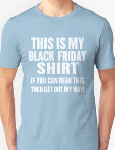 Black Friday Shirt T-Shirt