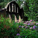 English Garden Folly by Brendan Buckley