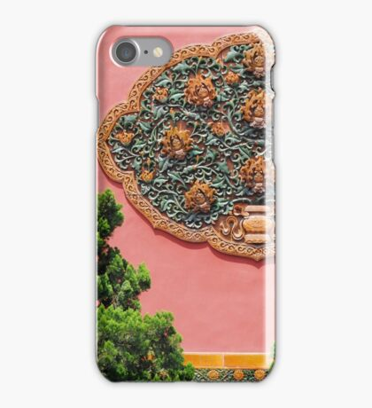 Imperial Palace Wall Art iPhone Case/Skin