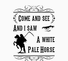 A White Pale Horse Unisex T-Shirt