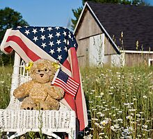 American Bear by Maria Dryfhout