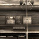 Kyiv - Simferopol Express by AJM Photography