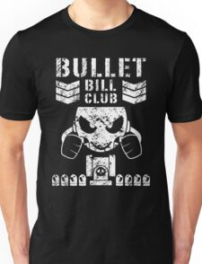 HWR Bullet Bill Club Unisex T-Shirt