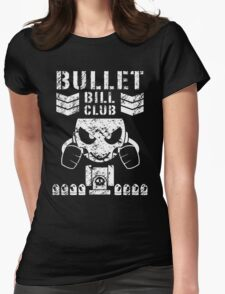 HWR Bullet Bill Club Womens Fitted T-Shirt