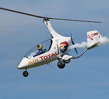 Rotorsport UK Calidus Autogyro by David Fowler