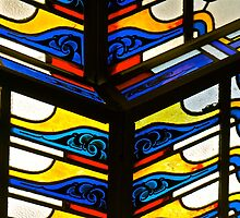stained glass by annet goetheer