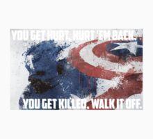Captain America - Walk it off Kids Clothes