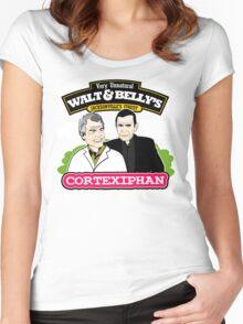 Walt & Belly's | Fringe Women's Fitted Scoop T-Shirt