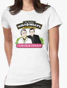 Walt & Belly's | Fringe Womens Fitted T-Shirt